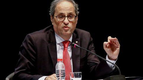 Torra va al choque y burlará el veto judicial sobre el confinamiento de Lleida