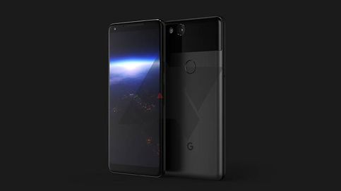 Todo pantalla: así será el próximo móvil de Google contra Apple y Samsung