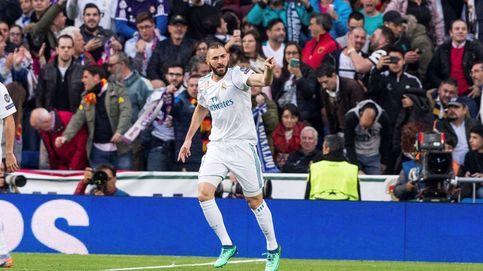 Real Madrid vs Bayern Múnich en directo: doblete de Benzema (2-1)