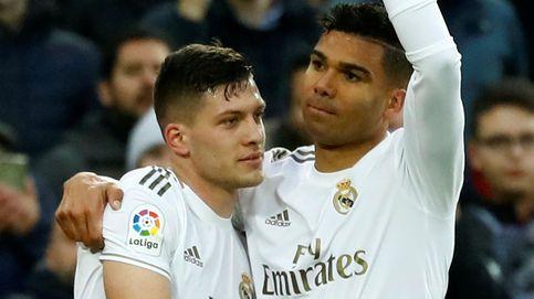 El pozo en el que está metido Luka Jovic en el Real Madrid y cómo intentan sacarle de ahí