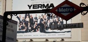Post de El Teatro La Latina suspende el estreno de 'Yerma' de Rafael Amargo