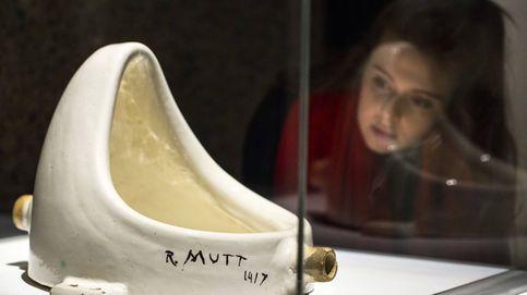 La 'fuente' de Duchamp, el urinario que cambió la historia del arte