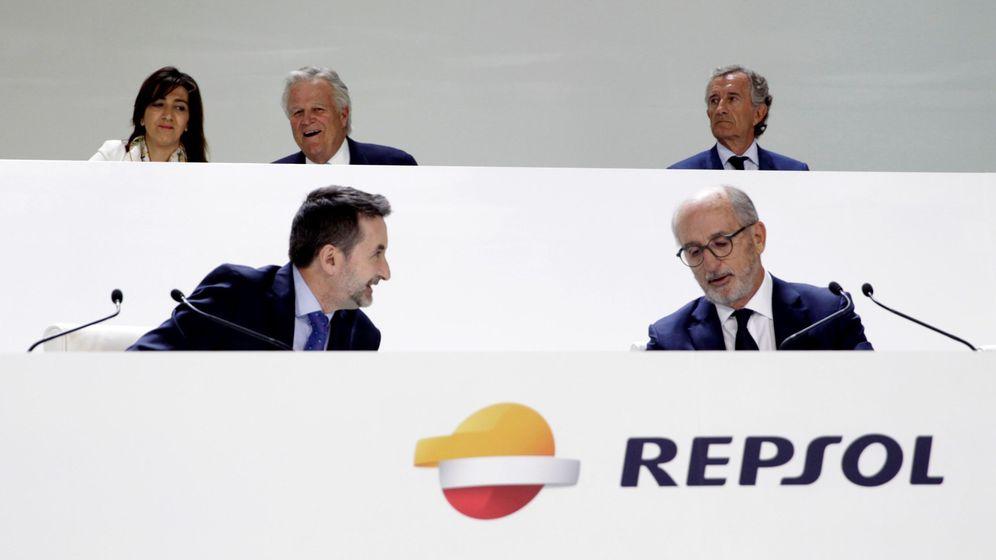 Foto: Junta de accionistas de Repsol
