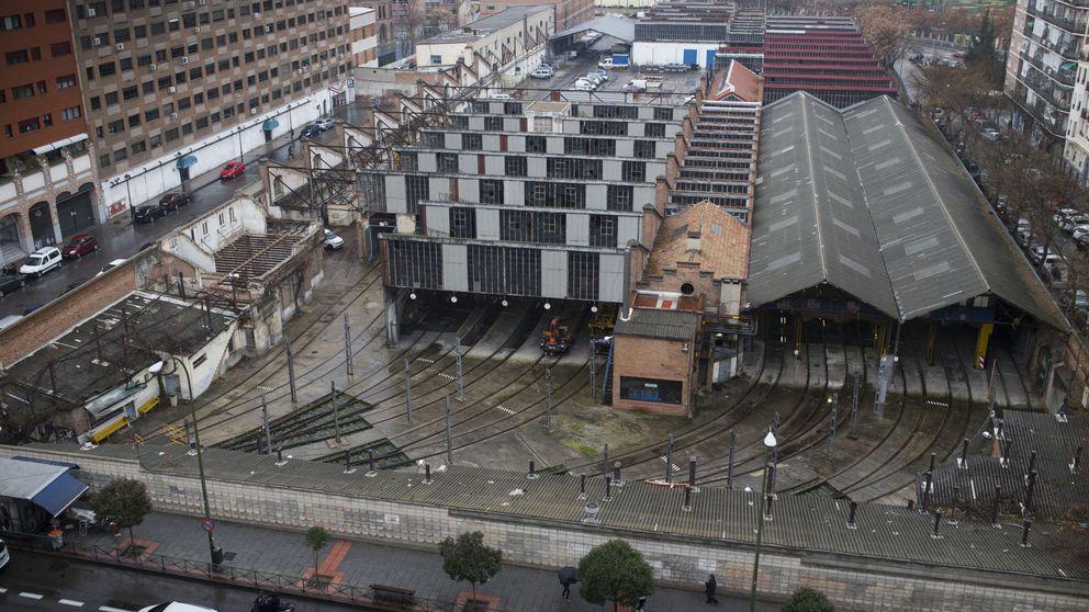 Las cooperativas de Carmena: dos años de caos urbanístico y ni una sola grúa