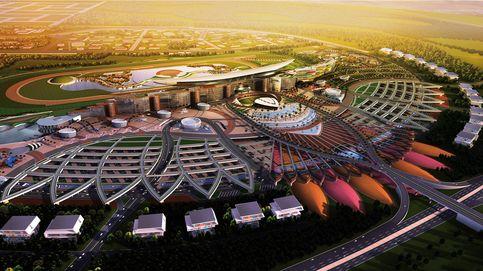Meydan City, la espectacular ciudad del caballo de Dubái