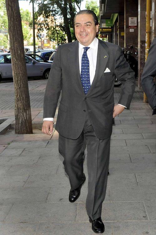 El empresario Vicente Boluda. (EFE)