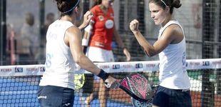 Post de Sorpresa en el cuadro femenino del Mijas Open del World Padel Tour