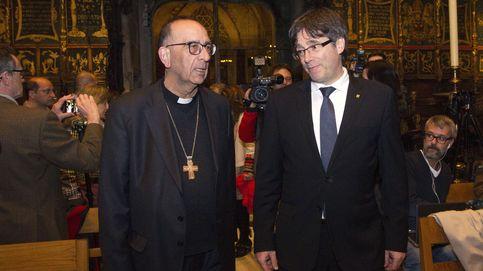 El clero baja el pistón independentista asustado ante la extrema izquierda