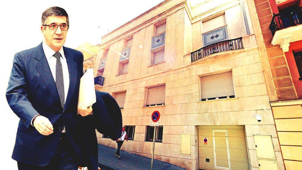 López se instala en el 'palacete del presidente': 1.000 metros y sauna