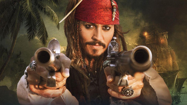 Foto: El actor Johnny Depp, en una imagen de 'Piratas del Caribe'