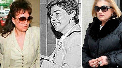 Esther Lago, la Charlina y otras mujeres de 'Fariña'