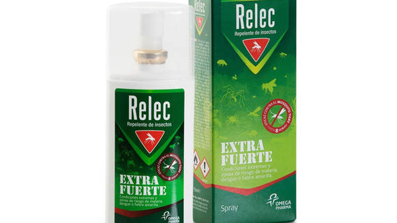 Repelente antimosquitos Relec Extra Fuerte en spray