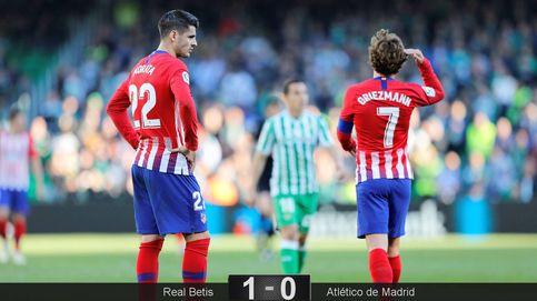 El día negro de Morata en el debut con el Atlético por la polémica del VAR