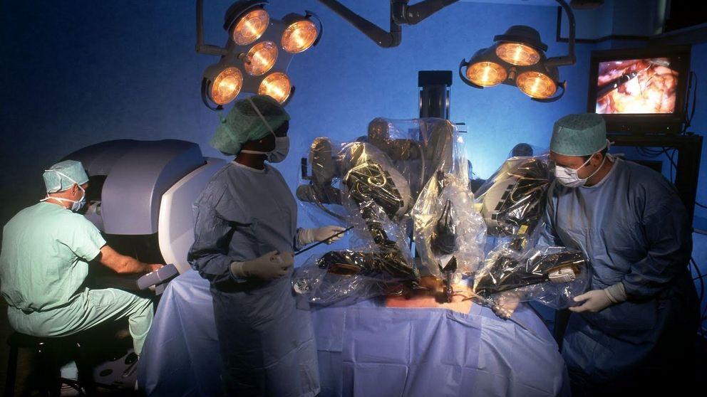 La cirugía robótica acorta las operaciones y la recuperación