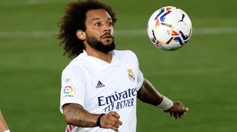 Descartado para la defensa, Marcelo encara su ocaso futbolístico como llegador