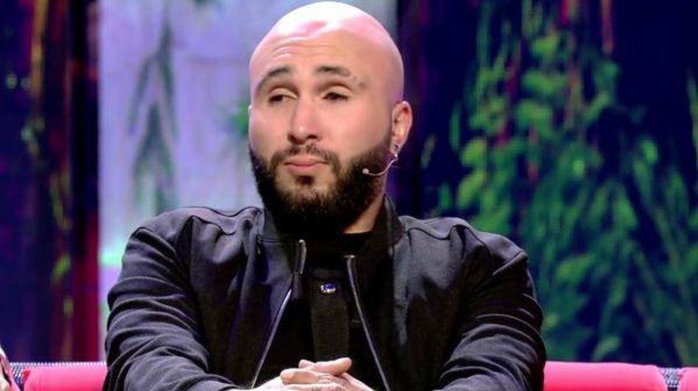 Foto: Kiko Rivera, en Telecinco. (Mediaset)
