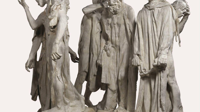Exposición de Rodin y Giacometti en la Fundación Mapfre