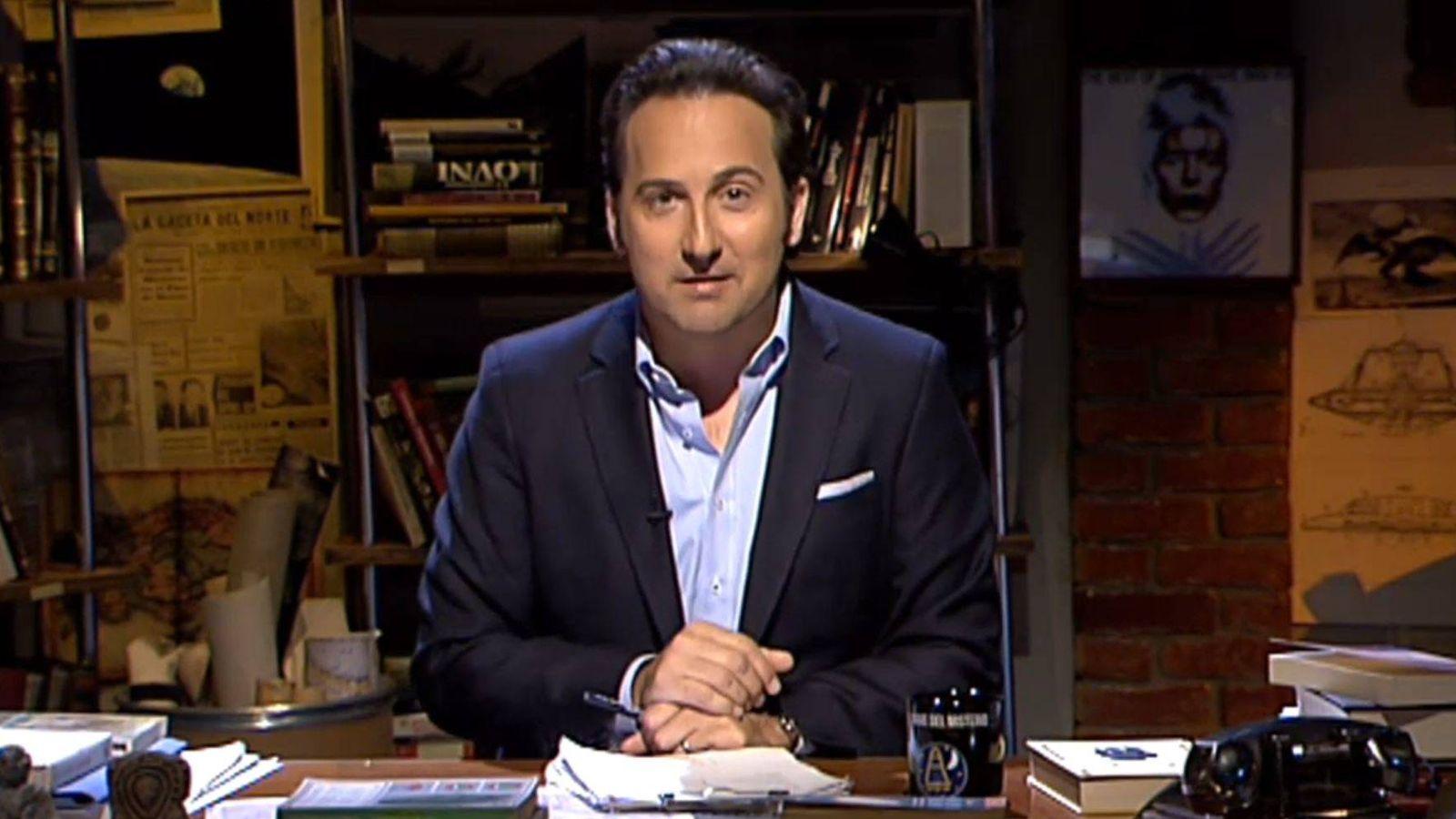 Iker Jiménez denuncia los peligros que le impiden contar verdades ...