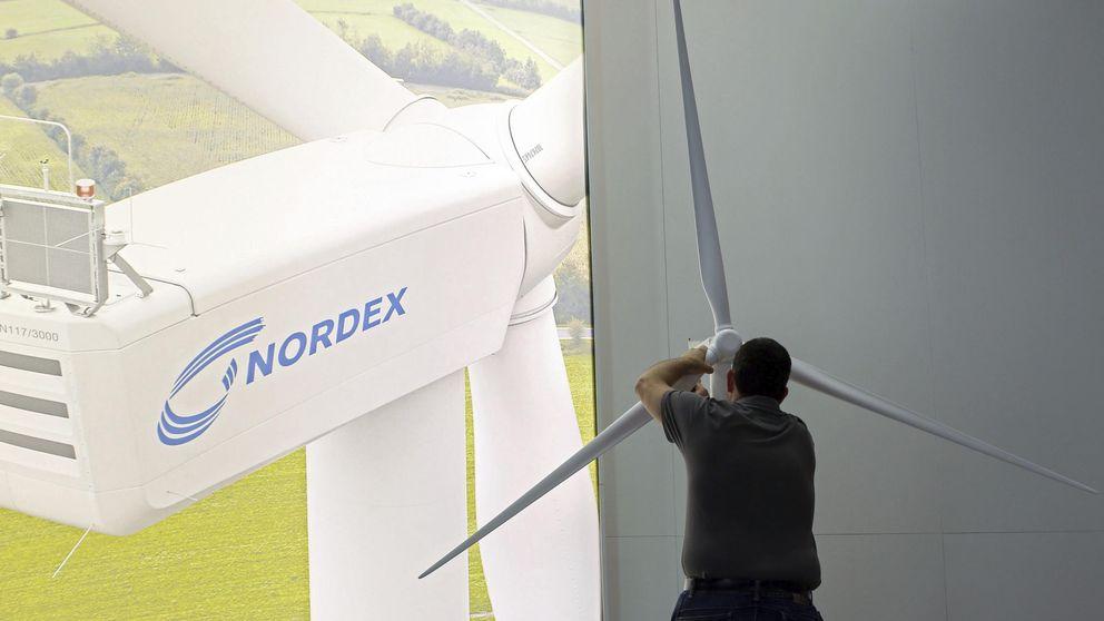 La CNMV advierte a Acciona por sus minusvalías de 550 millones en Nordex