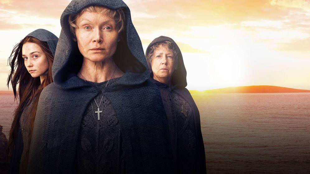 Foto: Imagen promocional de la serie 'Lambs of God'. (HBO)