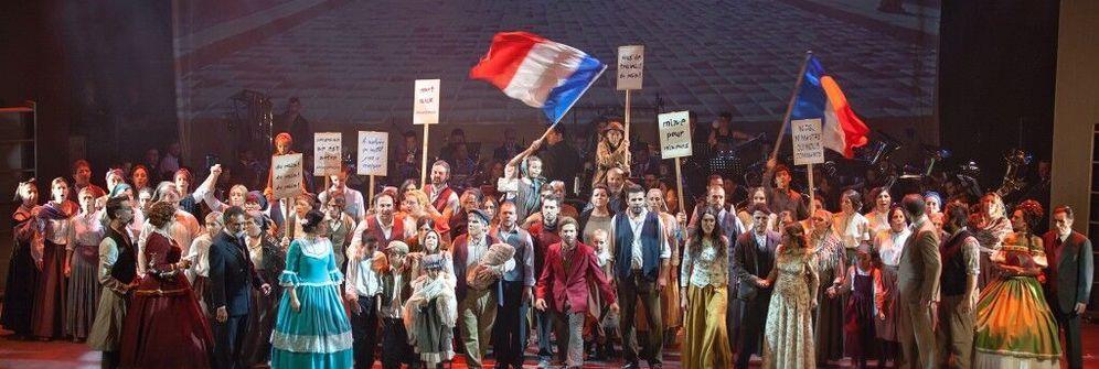 Foto: 'Germinal, el musical'