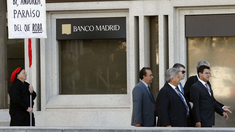 Foto: Banco Madrid, la entidad que más ha crecido en sicavs desde la amnistía fiscal