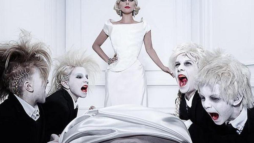Lady Gaga, protagonista indiscutible del primer cartel de American Horror Story Hotel