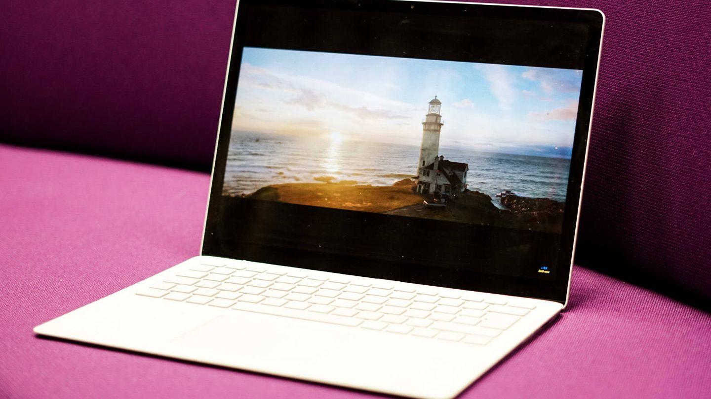 Surface Laptop 2. (M.Mcloughlin)