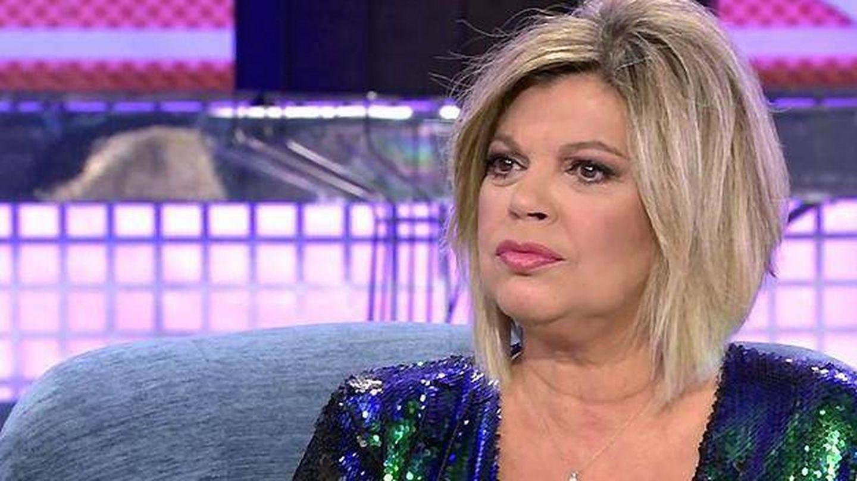 La colaboradora Terelu Campos. (Mediaset)