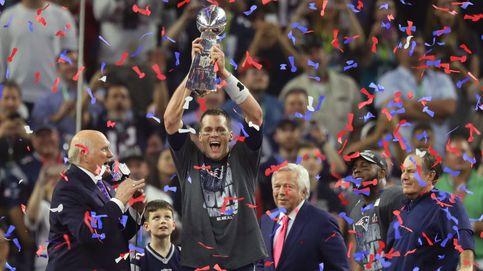 Los Patriots logran la victoria más grande de la historia de la Super Bowl
