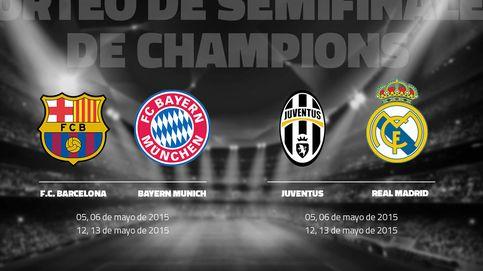 Guardiola volverá al Camp Nou en las semifinales de la Champions