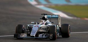 Post de Siga en directo la clasificación del Gran Premio de Abu Dabi de Fórmula 1