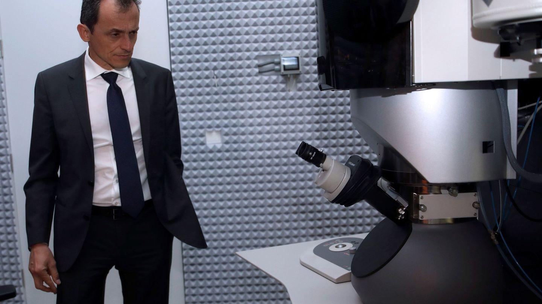 Pedro Duque, ministro de Ciencia e Innovación. (Foto: EFE)