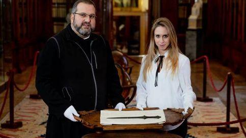 Una estudiante encuentra, por casualidad, una espada de hace más de 5.000 años