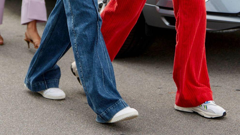 Parfois lanza unas zapatillas deportivas con un toque muy romántico por 30 euros