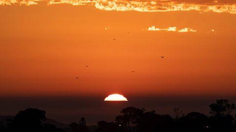 25 años del accidente de Ayrton Senna y puesta de sol en Ciudad del Cabo: el día en fotos