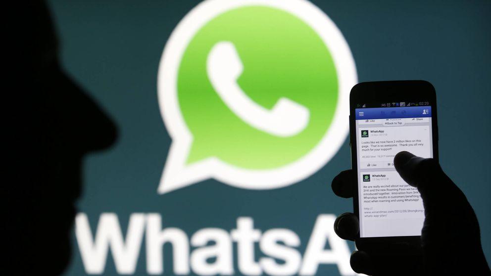 Vía libre para hacer caja: WhatsApp compartirá tu móvil con Facebook