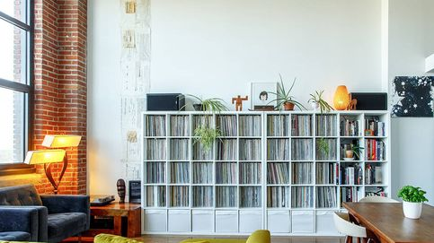 Optimiza el espacio en casa con estas cinco soluciones de almacenamiento