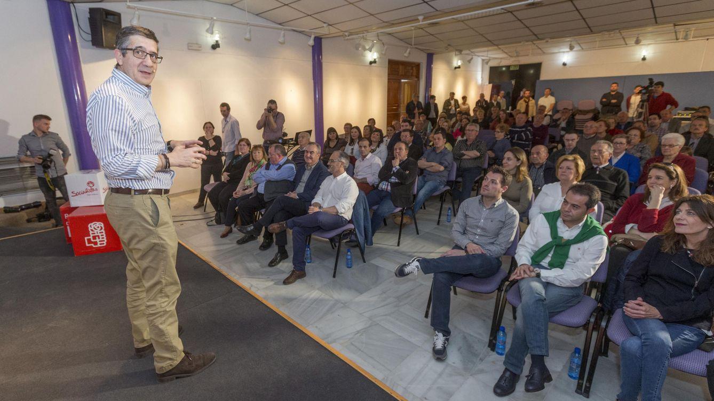 Patxi López propone primarias a doble vuelta y consultas para pactos de gobierno