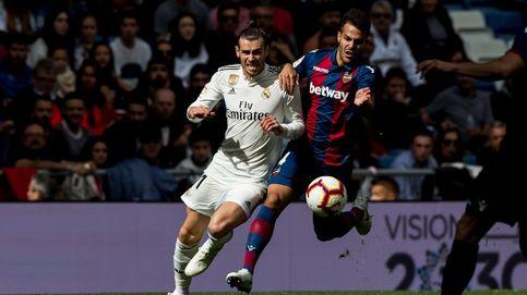Levante - Real Madrid en directo: resumen, goles y resultado