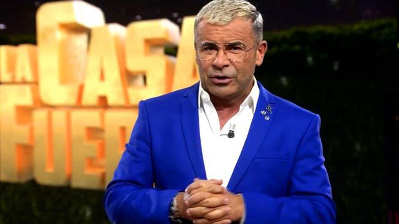 Jorge Javier, en 'La casa fuerte'. (Telecinco)