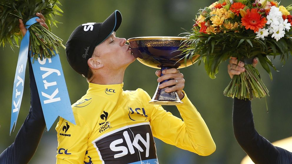 Sólo faltará Contador en el asalto de Chris Froome a la Vuelta a España