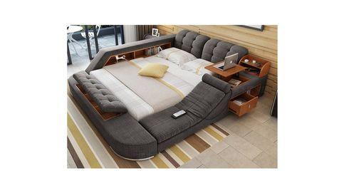 La cama perfecta para cuando no quieres levantarte pero tienes que hacer cosas