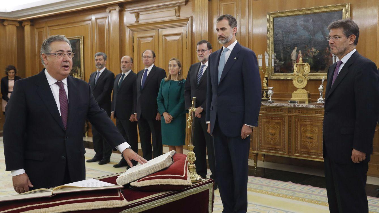 Nuevos ministros gobierno rajoy en im genes as ha sido for Nuevo ministro del interior 2016