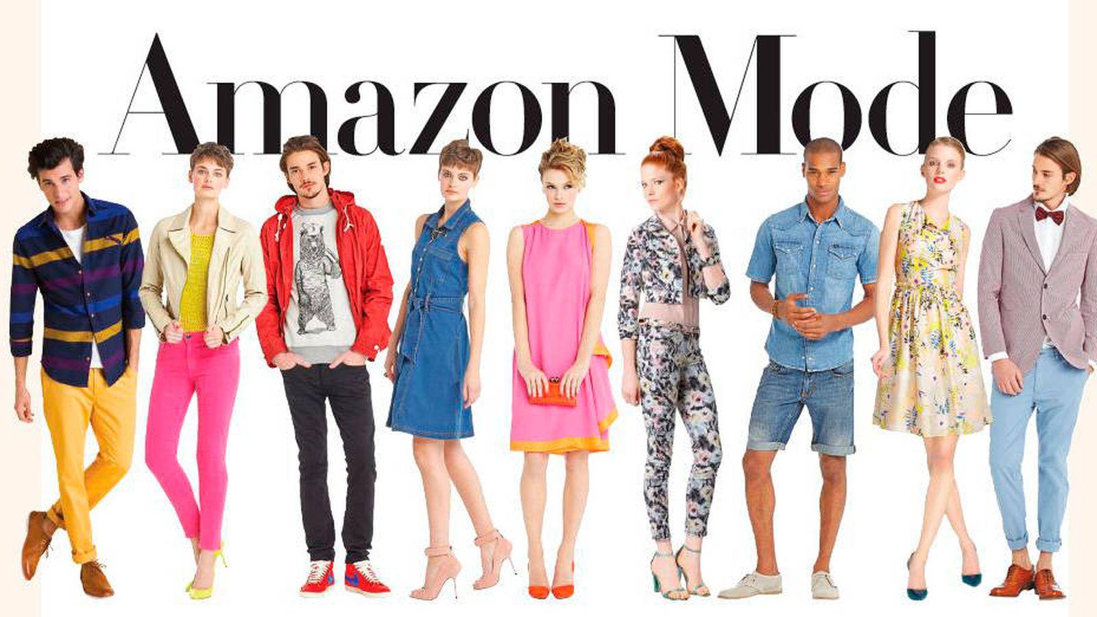 Foto: Amazon pierde cuota en moda y cede protagonismo a Inditex o Mango. (Amazon)
