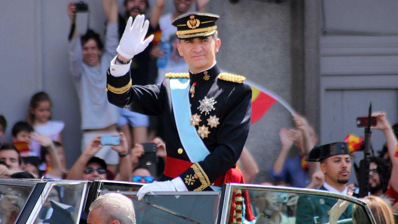 Foto: El Rey Felipe VI en una imagen de archivo (EFE)