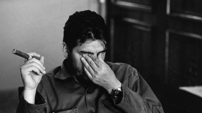 El guerrillero Ernesto 'Che' Guevara. (Cedido a EFE por Margarita Hernández)
