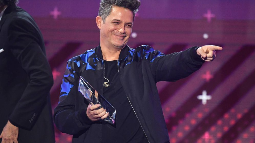 Foto: Alejandro Sanz. (Getty)