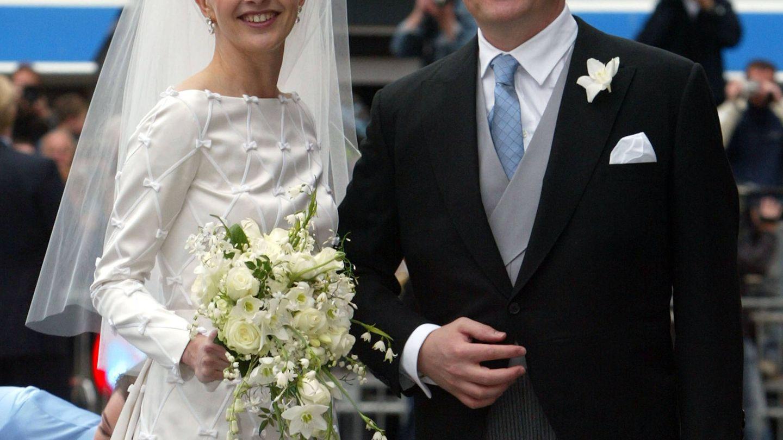 Boda del príncipe Johan Friso y Mabel Wisse Smit. (Getty)