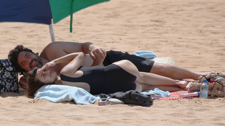 Foto: Penelope Cruz y Javier Bardem, en una imagen de archivo (Gtres)